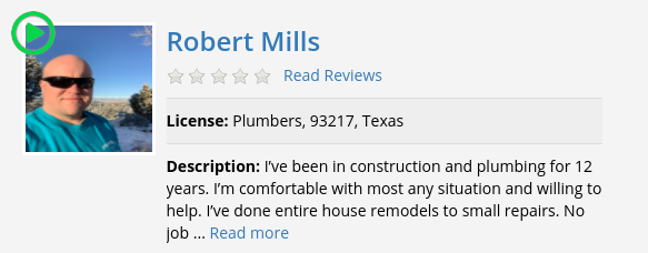 ask a master plumber for advice online